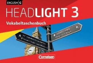 English G Headlight 03: 7. Schuljahr. Vokabeltaschenbuch