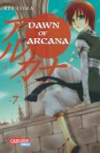Toma, Rei Dawn of Arcana 07