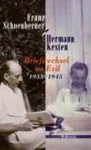 Schoenberner, Franz Briefwechsel im Exil 1933-1945