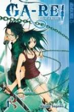 Segawa, Hajime Ga-Rei - Monster in Ketten 01