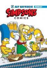 Groening, Matt Simpsons Mundart 02. Die Simpsons auf Bayrisch