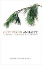Füger, Gert Anhalte