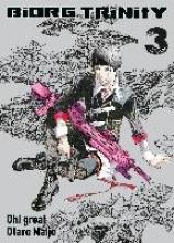 Maijo, Otaro Biorg Trinity 03