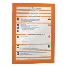 , Duraframe Durable 487209 A4 oranje