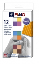 , Klei Fimo  soft colour pastel ass