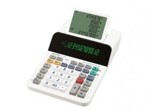 , Calculator Sharp EL1501 wit desk 12 digit
