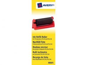 , inktrol voor prijstang Avery PL1/8 en PL2/18 5 stuks