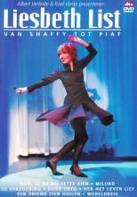 , Liesbeth List Van Shaffy to Piaf (dvd)