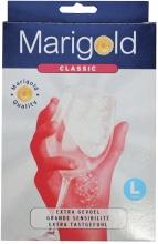 , Huishoudhandschoen Marigold Handy rood large
