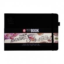 , Schets-notitieboek Sakura A5 wit