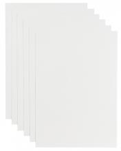 , Kopieerpapier Papicolor A4 200gr 6vel hagelwit