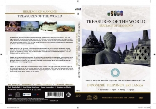 DVD- Documentaire: INDONESIË - FILIPPIJNEN - SHRI LANKA.