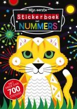 Lauren  Farnsworth Mijn eerste stickerboek met nummers
