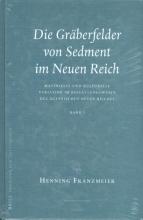 H. Franzmeier , Die Gräberfelder von Sedment im Neuen Reich (2 vols.