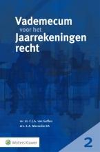 E.A. Marseille C.J.A. van Geffen, Vademecum voor het jaarrekeningenrecht