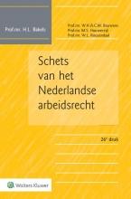 H.L. Bakels , Schets van het Nederlandse arbeidsrecht