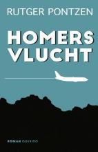 Rutger Pontzen , Homers vlucht