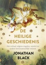 Jonathan  Black , De heilige geschiedenis
