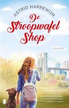 Astrid Harrewijn , De stroopwafelshop