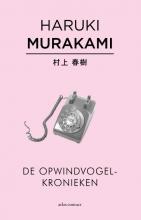 Haruki  Murakami De opwindvogelkronieken