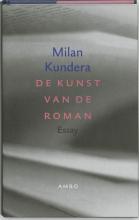 Milan  Kundera De kunst van de roman