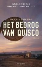 Hermans, Danille Het bedrog van Quisco