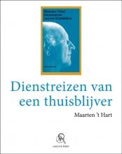 Maarten `t Hart Dienstreizen van een thuisblijver (grote letter) - POD editie