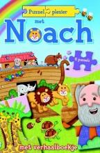 Josh  Edwards Puzzelplezier met Noach