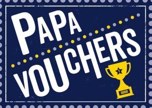, Vouchers - Papa vouchers