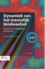 J.J. de Morree , Dynamiek van het menselijk bindweefsel