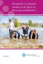 Rob Hartog , Introductie en toezicht houden in de sport en recreatie Profielboek