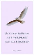 Jon Kalman  Stefansson Het verdriet van de engelen