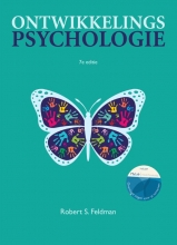 Robert S.  Feldman Ontwikkelingspsychologie, 7e editie met MyLab NL toegangscode