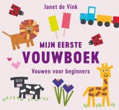 Janet de Vink , Mijn eerste vouwboek