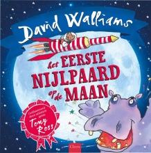 David  Walliams Het eerste nijlpaard op de maan
