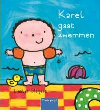 Liesbet Slegers , Karel gaat zwemmen