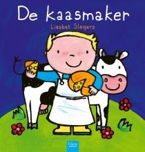Liesbet  Slegers De kaasmaker