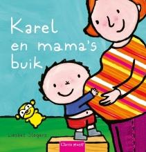 Liesbet  Slegers Karel en mama`s buik