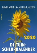 Romke van de Kaa, Paul  Geerts De tuinscheurkalender 2020