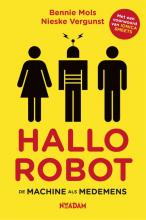 Bennie  Mols, Nieske  Vergunst Hallo robot