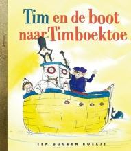 Harmen van Straaten , Tim en de boot naar Timboektoe