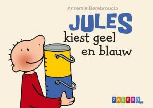 Annemie Berebrouckx , Jules kiest geel en blauw