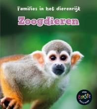Angela  Royston Zoogdieren, Families in het dierenrijk