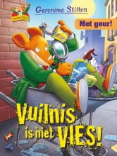 Geronimo Stilton , Vuilnis is niet vies!