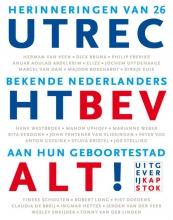 Martijn Jas , Utrecht bevalt!