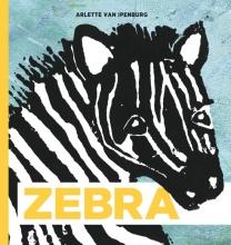 Arlette Van Ipenburg Zebra