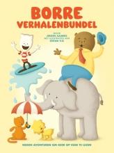 Jeroen  Aalbers Borre Verhalenbundel
