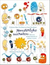 Geert Bouckaert Marc van Ranst, Monsterlijke microben