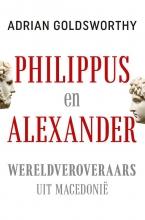 Adrian Goldsworthy , Philippus en Alexander