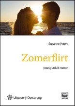 Suzanne  Peters Zomerflirt - grote letter uitgave